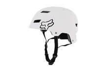 FOX Transition Hard Shell casque blanc